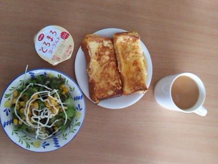 朝食の定番